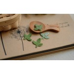 *R365* Embroidery lace patch: Leave 1 (5pcs)