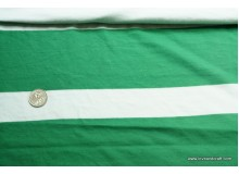 *F188-1019* Jersey: Green/white lines (fixed)