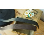 *G300-* Webbing: Black and brown theme 2.0 and 2.5cm