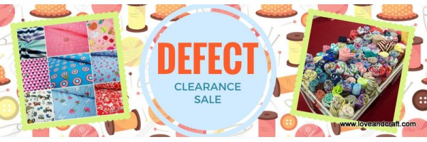 DEFECT CLEARANCE