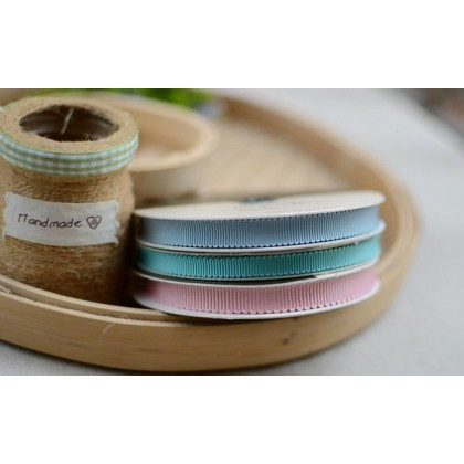 *700375* Grosgrain ribbon: Pastel series
