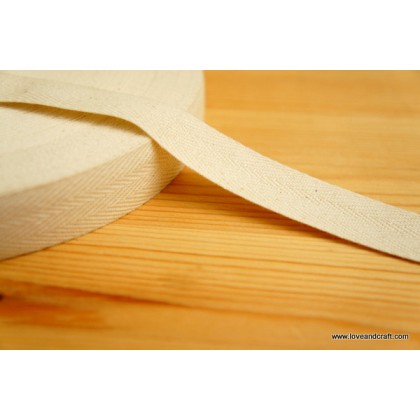 *T00221~* Cotton bias tape 2.0cm