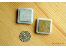 *ZS131(10/3)-* Gold/silver stamp pads