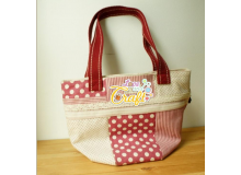 *CS113* Sewing Class - Patch Work Tote Bag