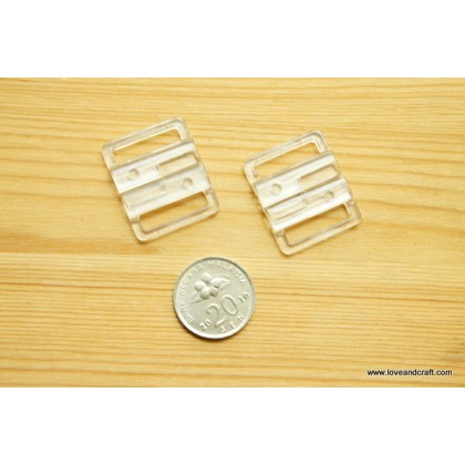 *T00314* Plastic Tie Buckle (2 sets)