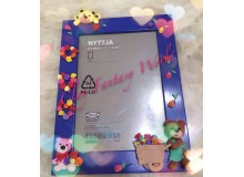 *CC13* Clay class: Teddy garden photo frame