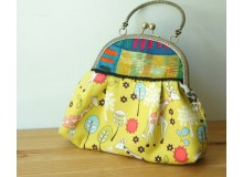 *CS124* Sewing Class - Arch Shape Handbag