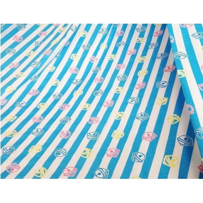 *880718* Cotton: Doraemon bells 160cm