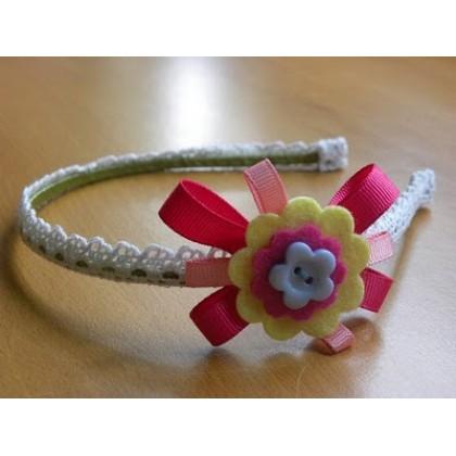 *J00149~* Metal headband 5mm