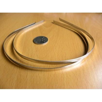*J00149* Metal headband 5mm (3pcs)