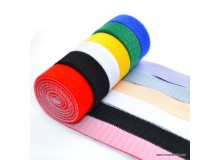 *R00547-* Velcro : Assorted Color 2.0cm