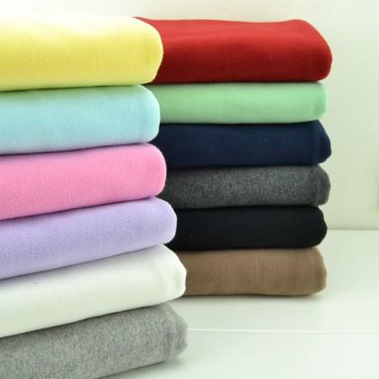 *902000* Rib 1x1 / interlock / Spandex knit fabric for neck line, waist, cuffs etc
