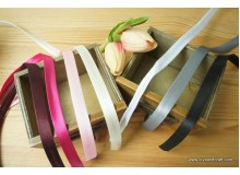 *R00551* Satin bias tape: Assorted colours (5M)