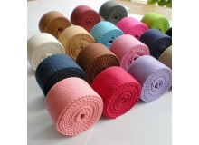 *R401-* Webbing: Assorted Colors 2.5cm