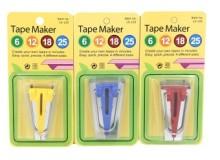 *T00299* Bias Tape Maker (1.2/1.8/2.5)