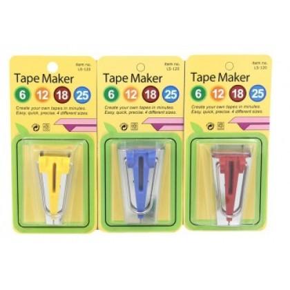 *T00299~* Bias Tape Maker (1.2/1.8/2.5)