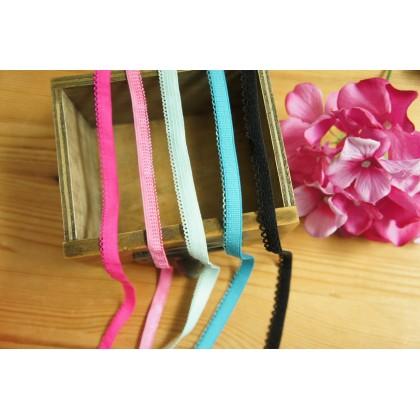 *700575* Elastic Lace: Colorful Laces