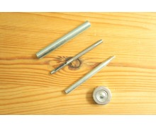*T300:-* Snap button Installation tool set 1.2cm and 1.5cm