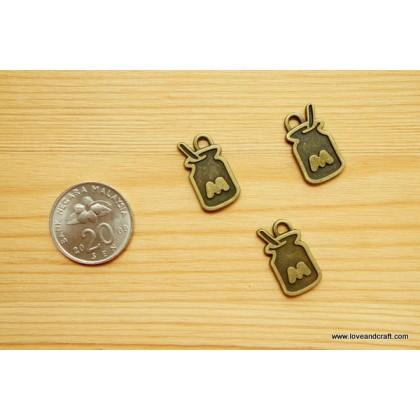 Assorted Charms / Zip Head (67103)