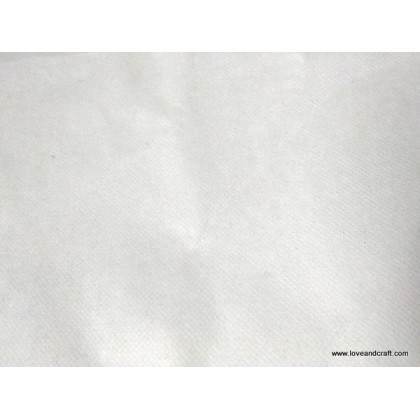 *T00178-* Paper Embroidery Interfacing / Stabilizer