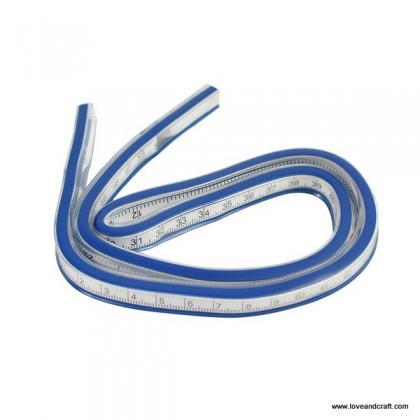 *T00323* Flexible Plastic Curve Ruler
