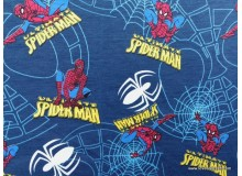 *FN02909* Jersey knit :Ultimate Spiderman (150cm)