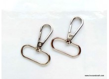 *T00388-* ASSORTED LOBSTER/SNAP HOOK --WHOLESALE--