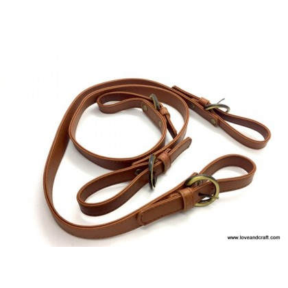 *T00900* PU Handle: Adjustable Belt 50cm-64cm