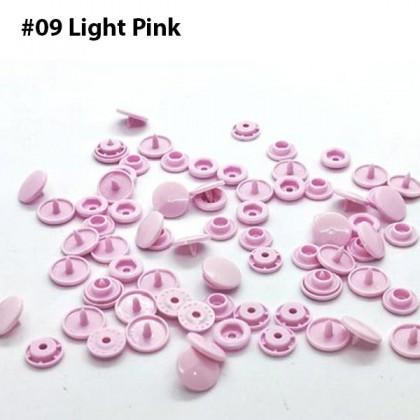 T5 KAM Snap Button 20sets 1.2cm Fashion Baby Clothes
