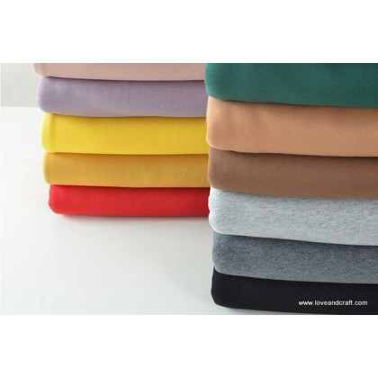 *903999* Sweater/Terry Knit: Plain Colour