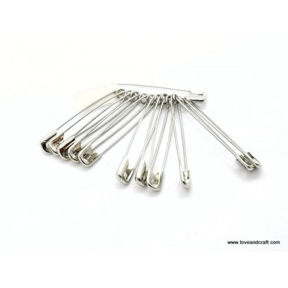 *J0031156?* Safety Pin 5.6cm (11pcs)
