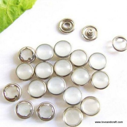 *B00190*Metal Snap Button 9mm