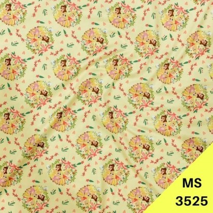 *903525* Milk Silk: Princess (160cm)