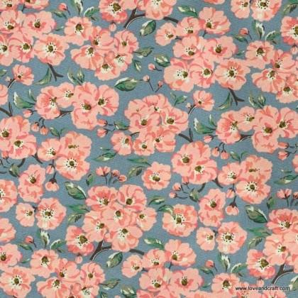 *800354* Canvas : Sakura Flower (140cm)