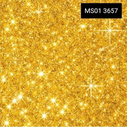 *903657* Milk Silk: Glitter Gold (160cm)