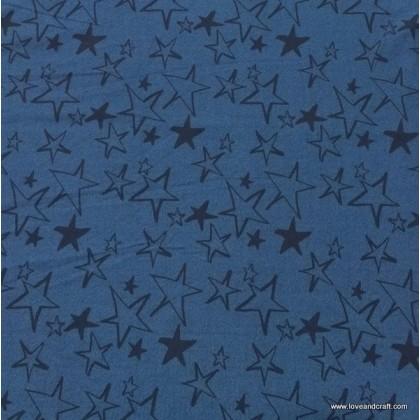 *903682* Denim Spandex Knit:Big Star (170cm)