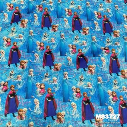 *903727* Milk Silk: Frozen (160cm)