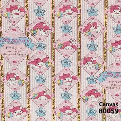 Canvas: Melody On Pattern *80059*