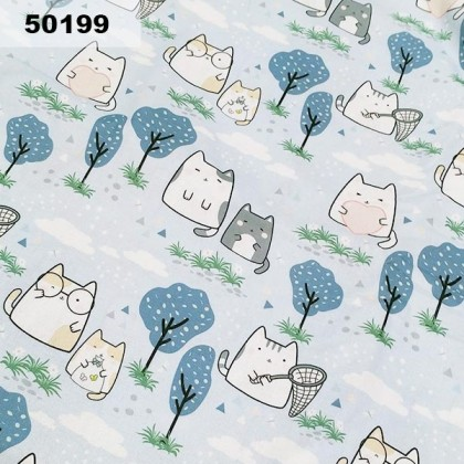 Cotton: Cutie Cat (50199)