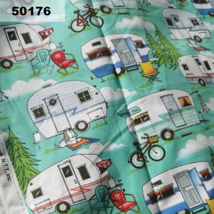 Cotton: Camper Van (50176)