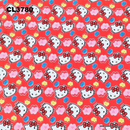 CL Knit: Cartoon Hello Kitty Mickey Minnie Mouse 903101