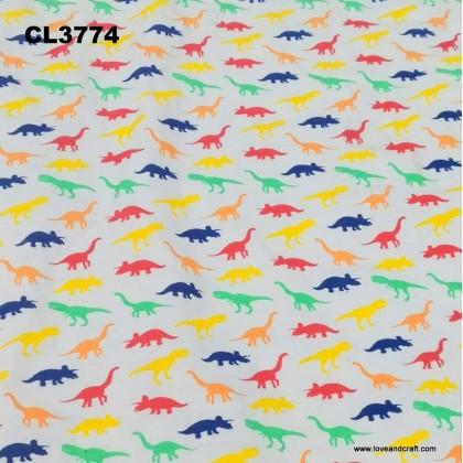 CL Knit: Dinosaur and Animals  903102