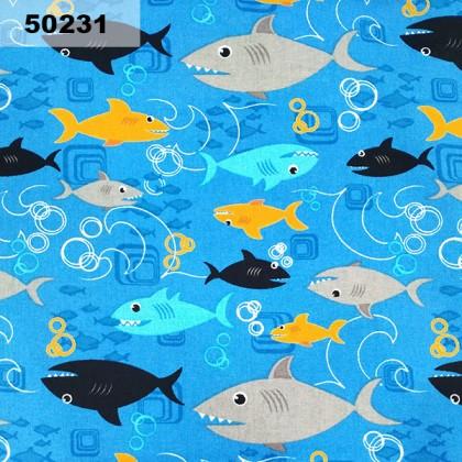 Cotton: Shark (50231)